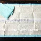 high quality medical under pad, disposable underpad