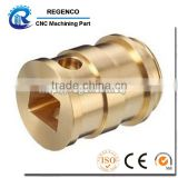 OEM CNC Brass Precision Machined Parts for Electric Sheets
