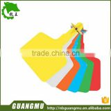 single ear tag with plastic pin TPU animal ear tag for cattle in yellow                                                                                                         Supplier's Choice
