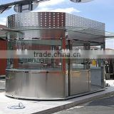 2014 China Cheap potable security guard booth, security pavilion,security guard booth