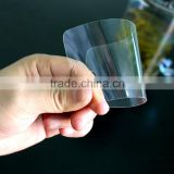 Import material 0.15mm high transparancy mirror cell phone screen protector for iphone 6