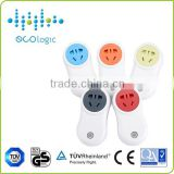 5 Pack Wireless Remote Switch Plates Ac Electrical Power Outlet Switch