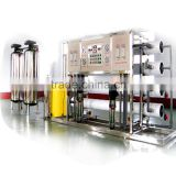 3000L/H chemical commercial water treatment /reverse osmosis drinking salt water treatment equipment