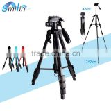 4 sections retractable Tripod Stand Holder with carry bag for DSLR Camera Projector Camcorder