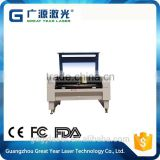 China made MDF, wood, acrylic laser cutting machine price, CE& SGS Certificate cutter for sale