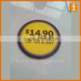 Vinyl Stickers Discount Stickers 3M Glass Sticker One Way Visoin Glass Sticker Useful in Store