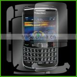 ACS-08 Scratch Proof Invisible Mobile Phone Guard Full Body Screen Protector Guard For Blackberry Bold 9700