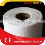 Stable Quality No Scratch to Surface Polypropylene Woodpulp Spunlace Nonwoven Fabric Roll