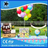 Wholesale 10inch metallic pearl wedding party balloons