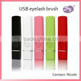 USB charging electric heated eyelash curler