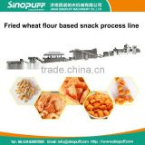 New Technology For Pasta Spaghetti Prices Extruding Line/Wheat Flour Salad Snack Production Line