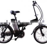 Green power electric bicycle 20 inch 250W electric bicycle from China