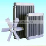 Cooler core Type aftercooler compressor parts air cooler heat exchanger
