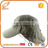 high end flex fit hat adult unisex bucket hats polyester with mesh