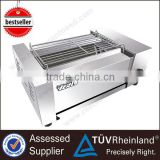 Restaurant And Home Use Kitchen Equipment Professional Indoor Cast Gas bbq Grill                                                                         Quality Choice