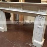 use by indoor marble electric fireplace