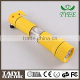 TYEE CE certificated High quality Super bright Portable ABS 5mm magnetic led work flashlights led