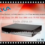 8 Channel DVR Surveillance Security FULL D1 CCTV H.264 8 CH DVR Stand alone 8CH Digital Video Reco,mobile surveillance equipment
