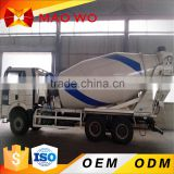 Left-Hand Drive Mini Truck Concrete Mixer Best Price for sale