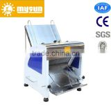 CE ISO approved industrial bread slicer electric bread slicer bakery bread slicer for restaurants hotels fast food shop