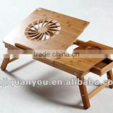 Natural Bamboo product, furniture,Bamboo bed tray,bamboo laptop desk,laptop stand,bed stand,overbed table