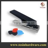 4 Photos New Professional Guitar Plectrum Punch Picks Maker Card Cutter DIY Own Black dropshipping