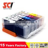 PGI-550 XL BK CLI-551 XL K/C/M/Y/GY ink cartridge with chip PGI-550 CLI-551 PGI-250 CLI-251 PGI-650 CLI-651