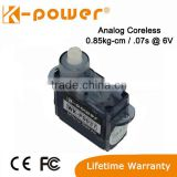 K-power P0037 360 Degree Continuous Rotation RC 9g Micro Servo