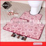 bath mat flannel memory foam bath mat for bathroom