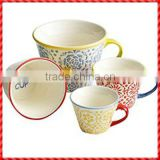 Hot-selling ceramic rice measuring cup wholesale