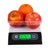 7kg digital LCD electronic kitchen scales parcel food weight new