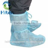 Cheap disposable boot cover/Disposable PE boot cover