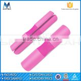 "MSG 18"" Long Pink Neck and Shoulder Barbell Squat Pad"