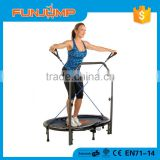 Funjump half discount 40 inch fitness bounce trampoline