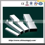 manufacturer weight european standard steel structural pipes pre gavlanized weld square steel tubes