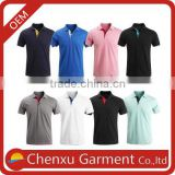 school uniforms wholesale polo shirts cotton spandex embroidered mens t shirts women office uniform style golf polo shirt short