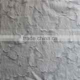 New Design White African Organza Burn-out Lace Fabric For Indian Wedding Dress/Garment Accessories