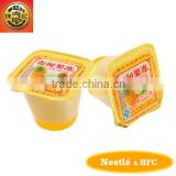 HFC 4620 bulk jelly/ pudding with pineapple and coconut flavour