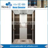 VVVF Residential Lift Elevator/6 person Passenger Elevator with High Quality Elevator Parts
