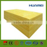 Glass wool with Aluminum foil facing on one side/fiber glass wool blanket with shrinkage warp pack