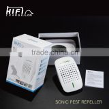 Pest Control with Latest Highly Effective Frequencies solar battery powered ultrasonic animal repeller