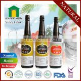 best Light&dark soy sauce brand with FDA,HALAL,BRC,KOSHER
