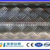 2014 EN standards customized antiskid plate perforated metal mesh with all kinds of holeshape from Hebei Anping