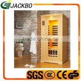 Freestanding Far Infrared Sauna Room Canada Hemlock Wooden Infrared Sauna Room With Sauna Accessories