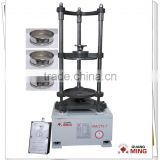 Laboratory usage vibrating sieve shaker testing equipment for mineral sample size classifing