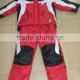 snow wear kids skiing wear winter garments