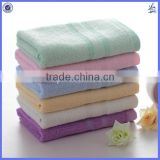 jacquard bamboo export towel/towelling fabric patterned