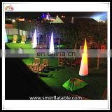 2016 New Product Inflatable Light Decoration Christmas Eye Catching Yard Lights Cones Decorate On Sale