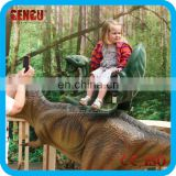 Amusement Park Full Size Dinosaur Games For Children