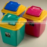 2014 colorful types of waste bin